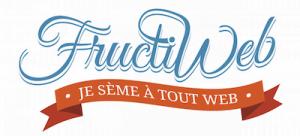 Logo Fructiweb pour site internet